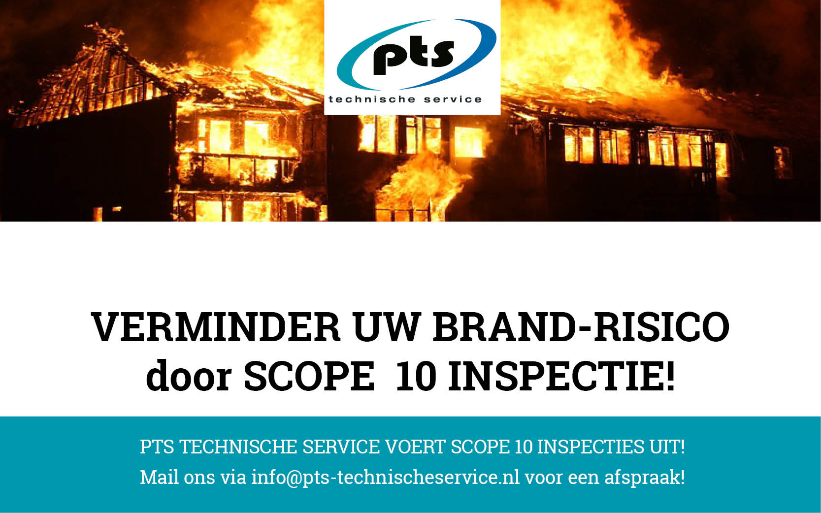 PTS scope 10 inspectie Venlo