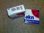 AKN 61804-2RS1/SS